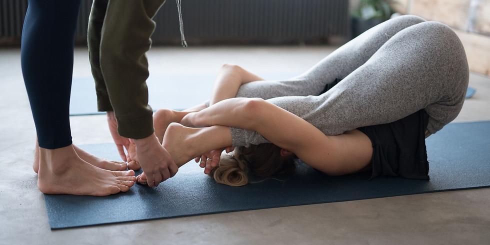 10h Yin&restorative - Align and assist / Katonah workshop