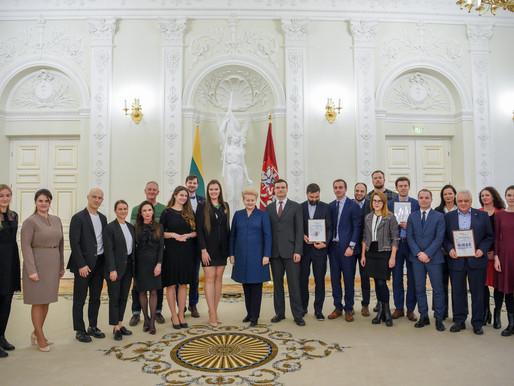 Geriausių 2018 m. disertacijų konkurso startas