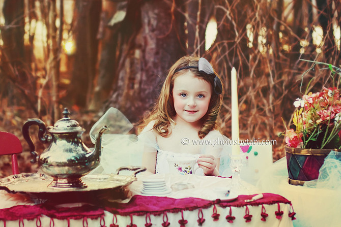 Summer 2015 Tea Party Mini Sessions!