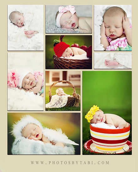 Greensburg pa newborn photographer