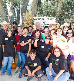 Atypical Place Volunteers