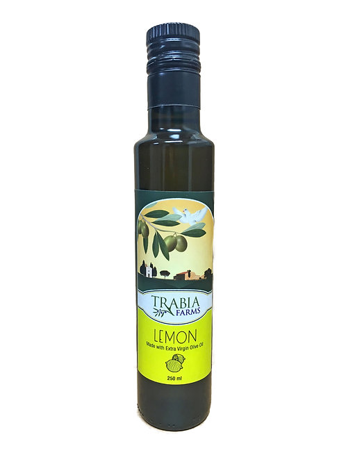 Lemon Infused EVOO