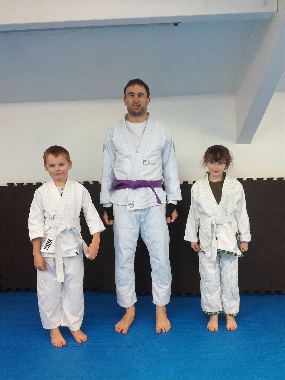 Childrens Martial Arts North Shields