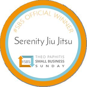 Serenity Jiu Jitsu #SBS award