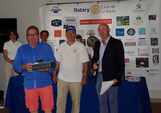 Compétition de Golf à Guerande