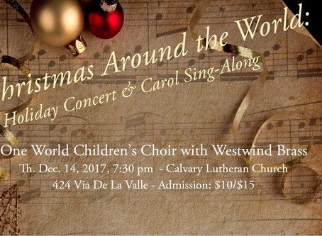 Spark the Holiday Spirit with OWCC