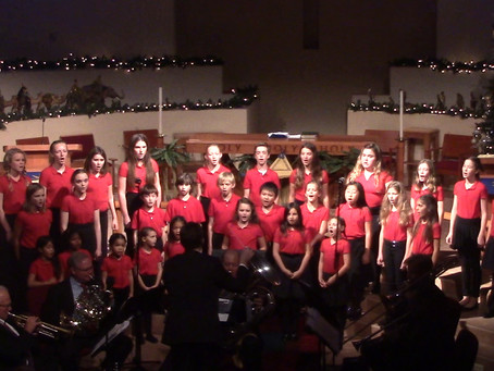 OWCC Rings in the Holidays with Westwind Brass