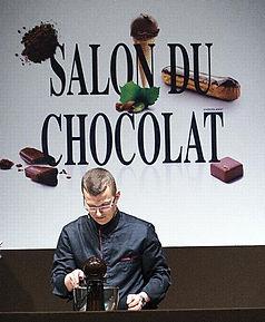 Salon chocolat Pépin