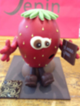 Créations chocolat Pépin
