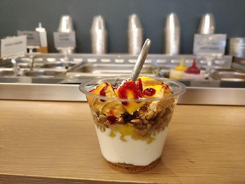 MSB - Bar à yaourt