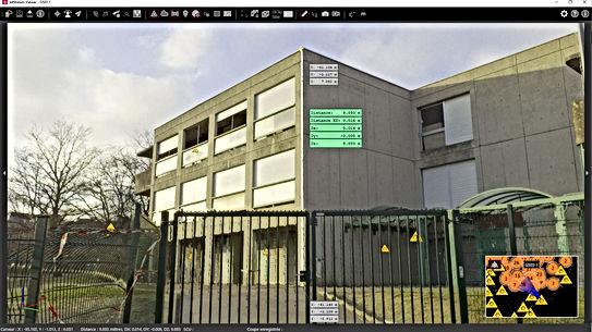 relevé 3d urbanisme