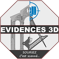 Logo d'Evidences 3D