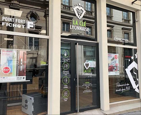 La Clé Lyonnaise Lyon 1
