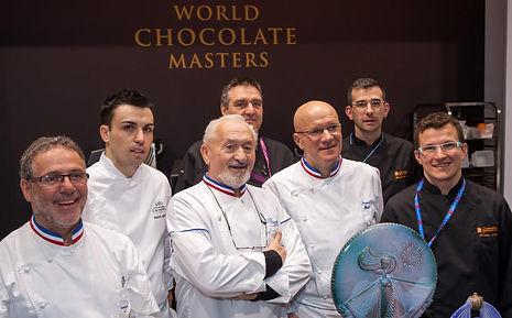 Masters chocolate Pépin