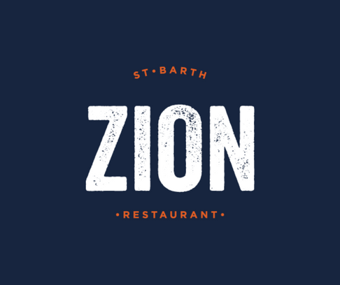 Zion St-Barth restaurant