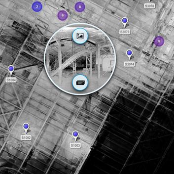 Un relevé complexe ou pressé Faîtes appel à Evidences 3D !