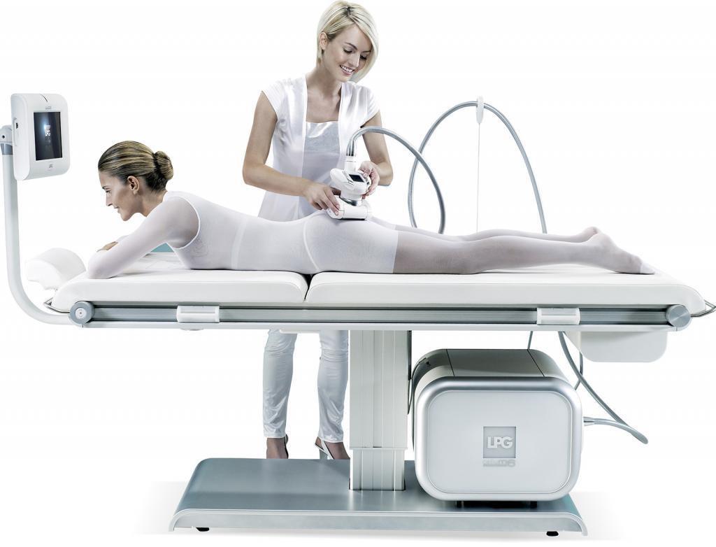 Cellu M6 - Lipomassage