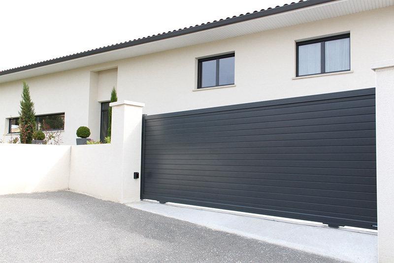 Portail & Garage sécurisé Lyon