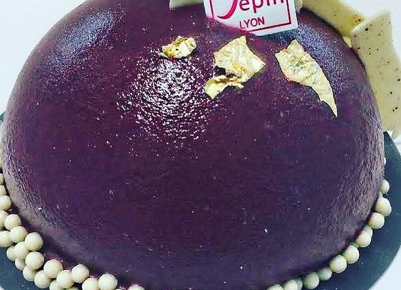 Dôme violet