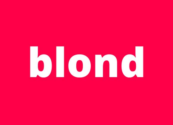 Tablette chocolat - Blond et caramélisé