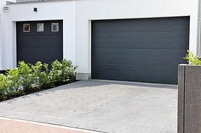 Porte de garage anti-effraction