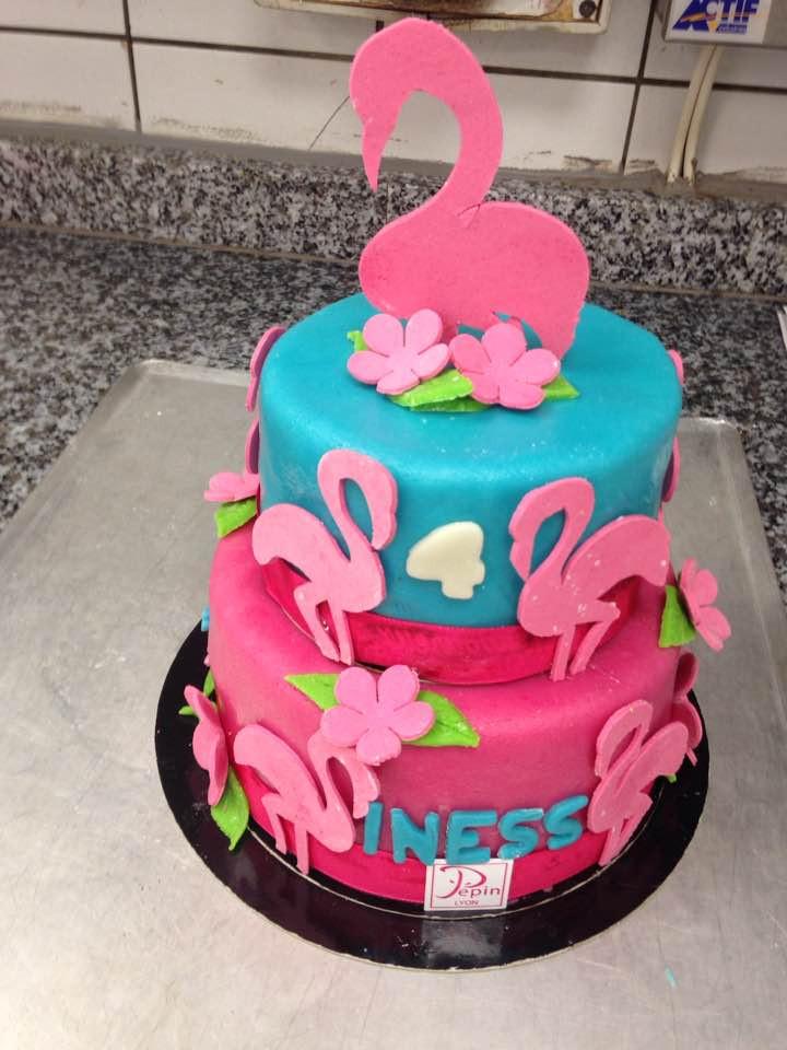 Gâteau anniversaire Lyon
