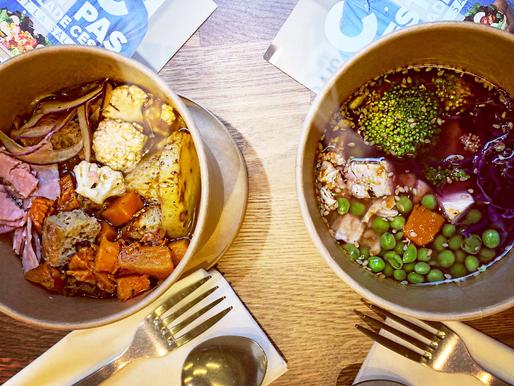 Les soupes-repas arrivent chez MSB - Mon Salade Bar !