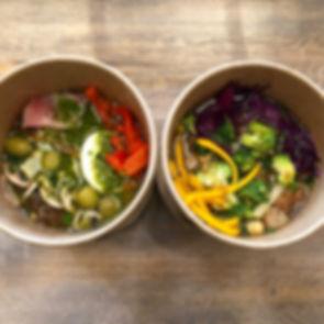 Soupe à composer MSB - Mon Salade Bar