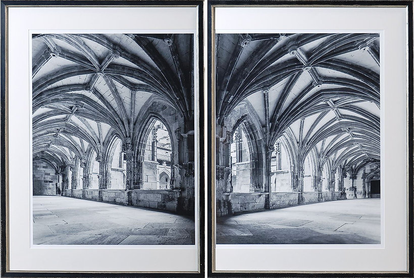 Arched Diptych