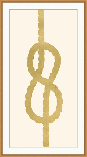 Golden Knots