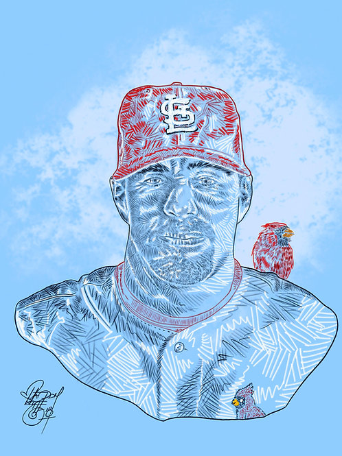Jim Edmonds: Greatness was in the Cards