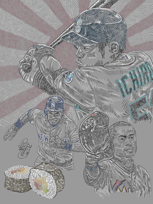 Ichiro: Greatness is the Universal Language
