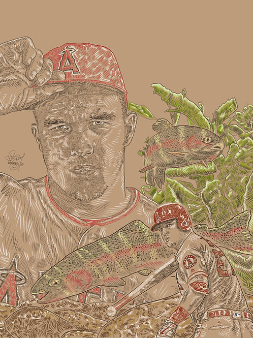 Mike Trout: Fishing for Greatness