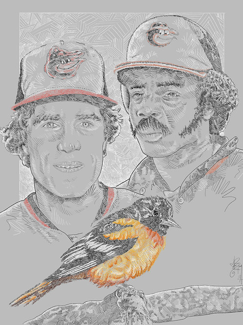 Jim Palmer and Eddie Murray: Birds of a Feather