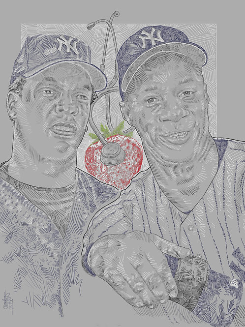 Gooden and Strawberry: The Doc and Berry connection