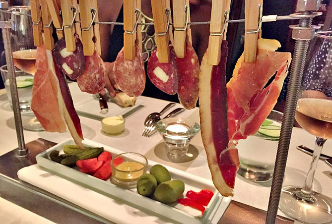 100 FAVORITE HOUSTON DISHES 2015, N.49: CHARCUTERIE AT KRIS BISTRO