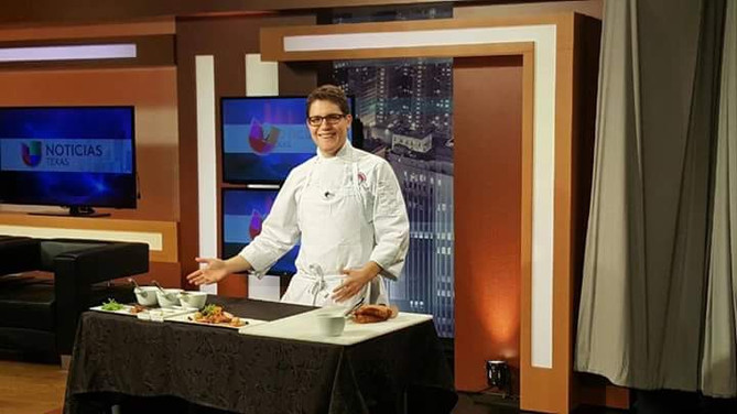 Meet Guillermo Santos of Le Bistro at the Culinary Institute LeNôtre