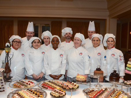 "19th Annual ""Champagne and Chocolat Gala"" benefiting the Gaston LeNotre Scholarship."