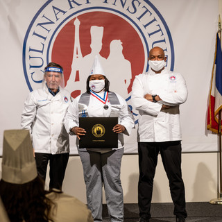 Wolfe, Audra - Silver - ELITE DIPLOME IN CULINARY ARTS