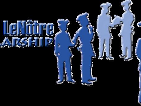 Gaston Lenotre Scholarship