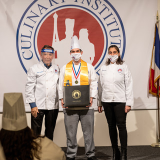 Adair, Mitchell - Gold - ELITE DIPLOME IN BAKING & PASTRY ARTS