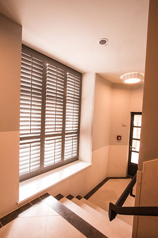 Full Height Shutters 89mm louver