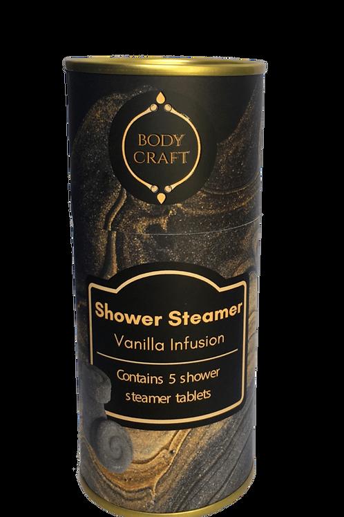 Vanilla Infusion Shower Steamer