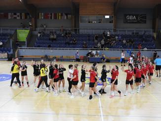 1. liga ženy 5.9.2021 - Házená J. Hradec / HC Kunovice