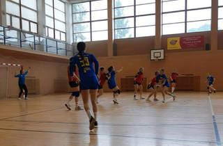 I. LIGA st. dorostenky 11.10.2020 Handball PSG Zlín / Házená J. Hradec