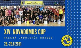 XIV. ROČNÍK NOVADOMUS CUP 28.- 29. 8. 2021