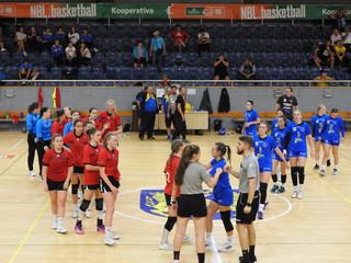 1. liga - st. dorostenky 26.9.21 Házená J. Hradec / Handball PSG Zlín