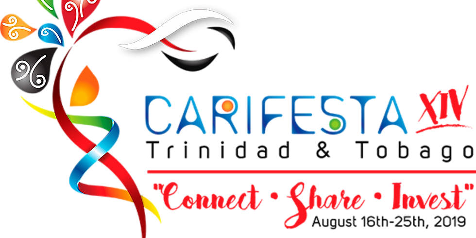 Carifesta XIV/Bocas Lit Fest Workshop - The Sea and the Mirror: Poetry, Art and Witness