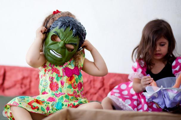 Pra que(m) você dá bronca no seu filho?
