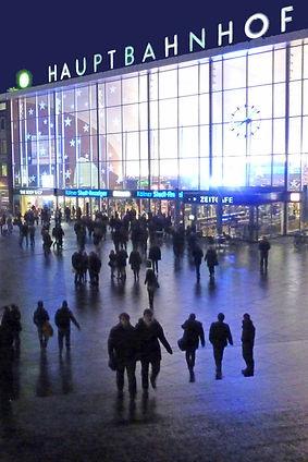 Bilderbuch Köln Hauptbahnhof